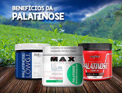 Benefícios da Palatinose