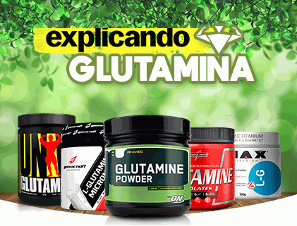 L- Glutamina