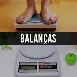 Balanças Digitais de Cozinha e Banheiro