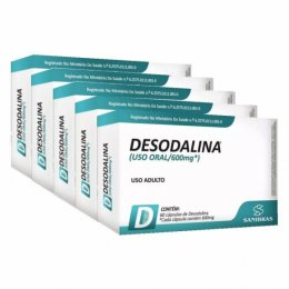 Desodalina (60 caps)