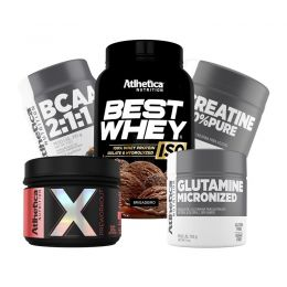 Combo Athletica Nutrition