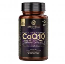 COQ10 + omega 3 tg vitamina E - essential - 60 softgels