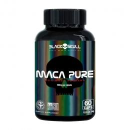 MACA PURE (100% MACA PERUANA) BLACK SKULL - 60 CAPS
