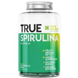 True Spirulina 450mg